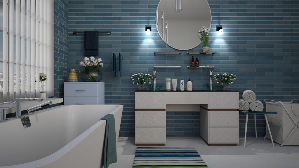 fürdőszoba csempe ötletek